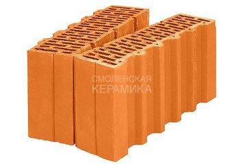 Керамический камень Рorotherm 38 1/2, доборный элемент 1