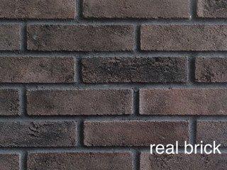 Плитка ручной формовки Real Brick RB 3-06 Горький шоколад