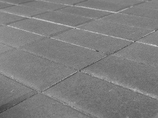 Тротуарная плитка BRAER Прямоугольник Серый, 70 мм