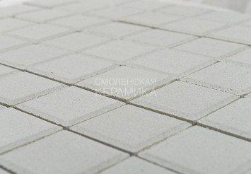 Тротуарная плитка BRAER Лувр, Белый 1