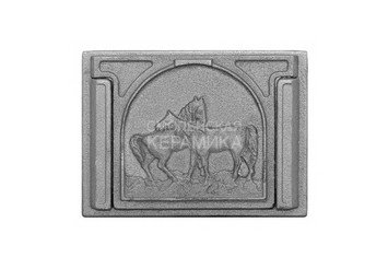 Дверца прочистная ДПр-3, (200х157,5х54) 182х140х35, RLK 446