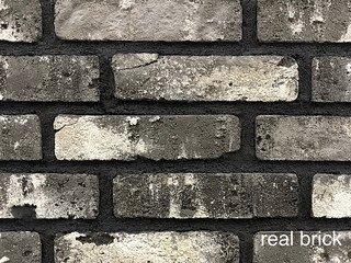 REAL BRICK. Кирпич ручной формовки RB КР/1ПФ loft RB 13 loft графитовый лофт