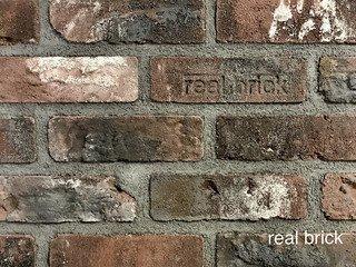 REAL BRICK. Кирпич ручной формовки RB КР/0,5 ПФ antic RB 04 antic глина античная