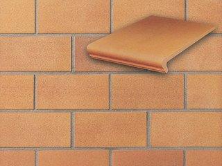 Клинкерная плитка фасадная E 305 puma Stroeher Рядовая 71x240 толщина 11