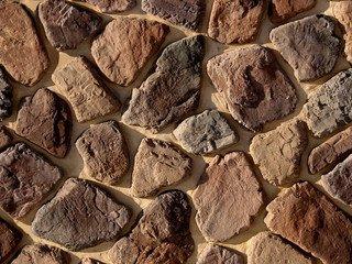 "607-90 White Hills ""Хантли"" (Huntly), коричневый, плоскостной, Нормативная ширина шва 1,5-2,5 см."