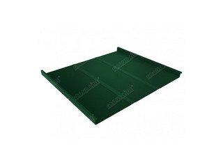 Grand Line Optima MatPe двойной стоячий фальц/Profi 0,5мм матовый зеленый