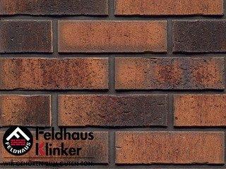 Плитка клинкерная фасадная Feldhaus Klinker R767NF14