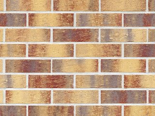 Плитка фасадная King Klinker Rainbow brick (HF15)
