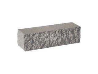 Кирпич полнотелый ложковый Судогодский КЗ, Серый Скала брусок 0,5НФ