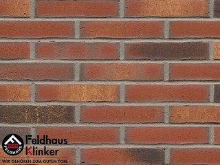 Плитка под кирпич Feldhaus Klinker R744DF14 vascu carmesi legoro