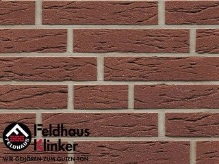 Плитка под кирпич Feldhaus Klinker R535DF9 terra mana