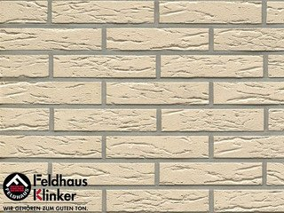 Фасадная плитка Feldhaus Klinker R116DF9 perla mana