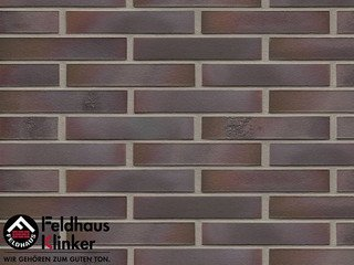 Клинкерная плитка Feldhaus Klinker R581DF14* salina carmesi maritimo