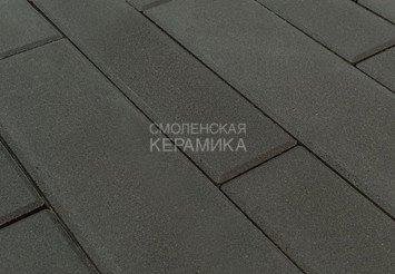 Тротуарная плитка BRAER Домино, Серый 1