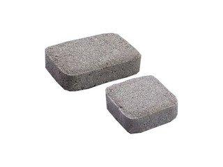 Тротуарная плитка Выбор КЛАССИКО 1КО.4 2 камня гранит, синий Премиум 40