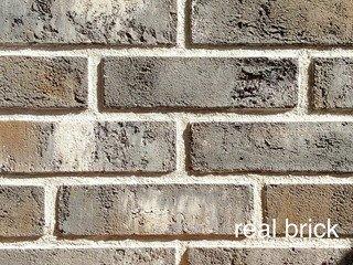 Плитка фасадная Real Brick RB 2-13 Графитовый Provence