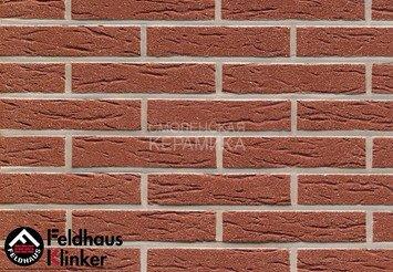 Клинкерная плитка для фасада Feldhaus Klinker R435DF9 1