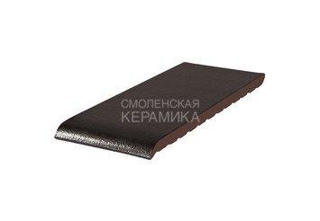 Плитка для подоконников King Klinker 310х120 ониксовый черный (17) 1