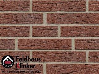 Клинкерная плитка для фасада Feldhaus Klinker R555DF9