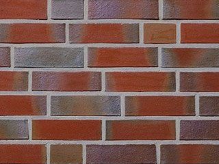 Клинкерная плитка - Greetsiel фризланд пестрый (friesisch- bunt) Рядовая 71x240 толщина 14
