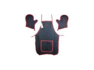 Набор Тандыр-MAN (фартук, 2 рукавицы)