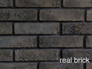 Плитка ручной формовки Real Brick RB 3-11 Умбра