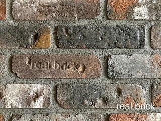 REAL BRICK. RB 6-06 antic глина античная горький шоколад Плитка: 250*65*18-21 0,62(32шт)