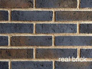 REAL BRICK. RB 3-07 Пепел Плитка: 198*48*12 0,53(44шт)