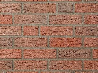 Клинкерная плитка угловая Röben VICTORIA 57 красный рифленая NF14