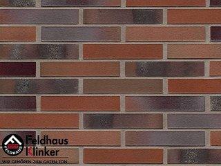 Плитка дляфасада Feldhaus Klinker R560DF14 carbona carmesi colori