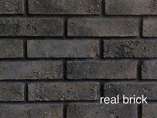 Плитка Real Brick Коллекция II RB 2-09 Чёрный магнезит