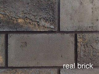 REAL BRICK. Травертин RB 5-07 Пепел Плитка: 300*150*15 0,6(12шт)