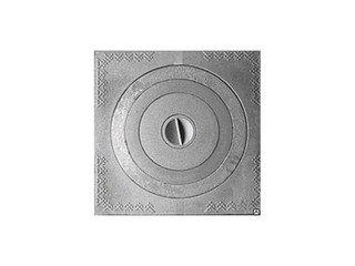 Плита чугунная 1-конф. П1- 5А, 512х512 под казан (Рубцовск)