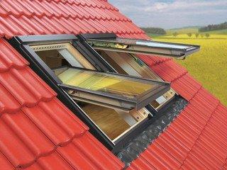 Мансардное окно FPP-V U3 Fakro 78х160