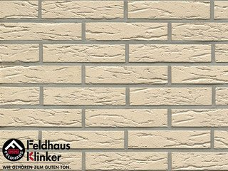 Клинкерная плитка для фасада Feldhaus Klinker R116DF9