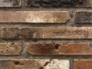 Плитка ручной формовки Real Brick RB 7-05 antic глина античная коричневая