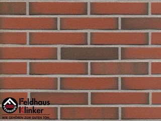 Клинкерная плитка для фасада Feldhaus Klinker R303DF9