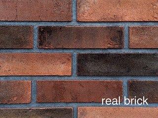Плитка ручной формовки Real Brick RB 6-10 Кирпичный