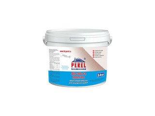 Фактурная краска для получения рельефного покрытия Perel Struttura Interno, 16 кг