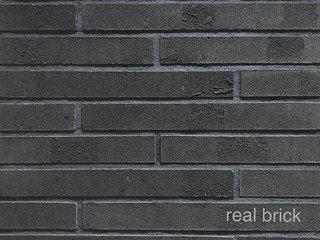 Плитка ручной формовки Real Brick RB 7-13 Графитовый