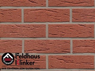 Плитка клинкерная фасадная Feldhaus Klinker R435NF9