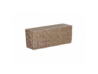 Кирпич облицовочный полнотелый BARRUM Молочный шоколад, брусок угловой 1,4 НФ