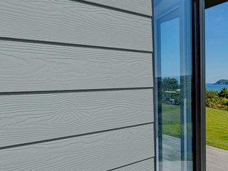 Доска Cedral Lap Wood 3600 mm C10 Прозрачный океан