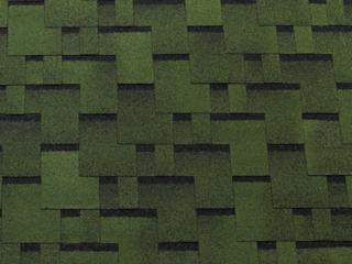 Tegola (TOP SHINGLE) ФУТУРО зеленый