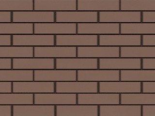 Кирпич лицевой BRAER Светло-коричневый, гладкий 0,7 НФ