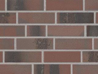 Клинкерная плитка фасадная Stroher BRICKWERK 655 VIOLETTROT