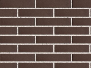 Клинкер фасадный ЛСР «Мюнхен» коричневый гладкий