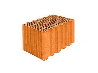 Керамический поризованный блок Porotherm 38 Thermo