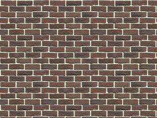 "306-40 White Hills ""Бремен брик"" (Bremen brick), темно-коричневый, плоскостной, Нормативная ширина ш"