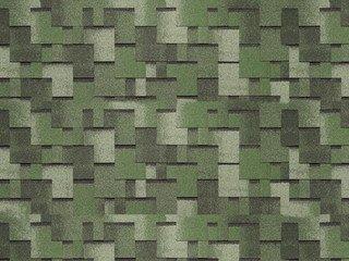 Tegola (NORDLAND) АЛЬПИН зеленый с отливом